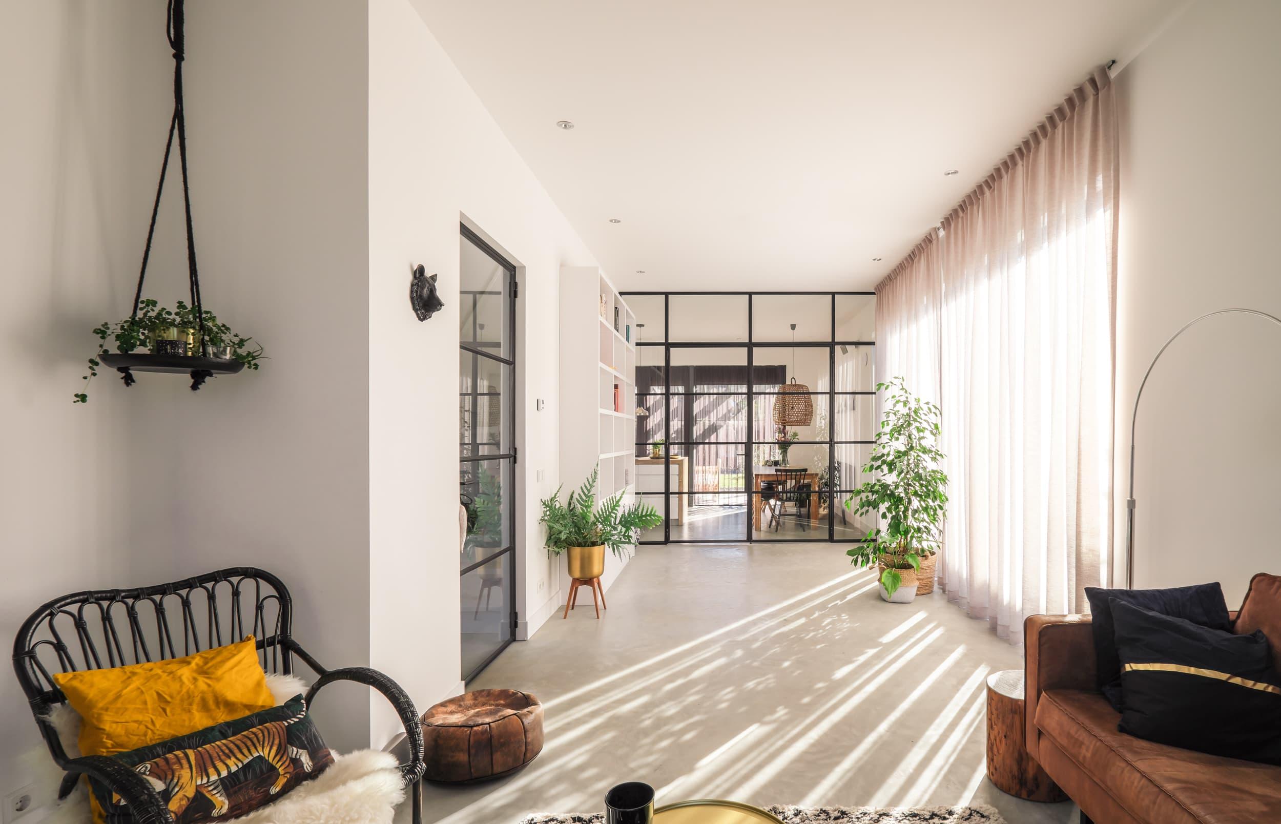 van-os-architecten-nieuwbouw-woning-Hoge-Gouw-Teteringen-woonkamer-met-verbede-plattegrond