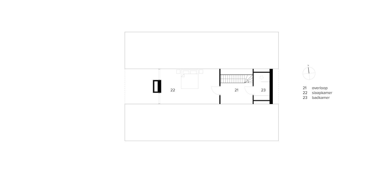 van-os-architecten-breda-nieuwbouw-woning-in-gevelstucwerk-en-stalen-dak-hoge-gouw-teteringen-plattegrond-zolder-met-ruimte-slaapkamer-en-badkamer