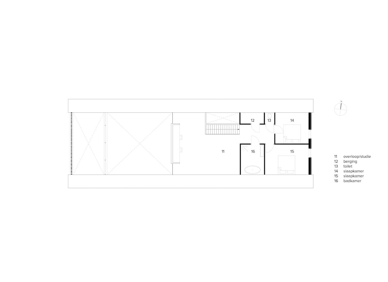 van-os-architecten-breda-ontwerp-moderne-schuurwoning-oosteind-in-rieten-dakbedekking-en-padoek-gevelbekleding-met-aluminium-puien-plattegrond-verdiepign-met-studie-in-meubel