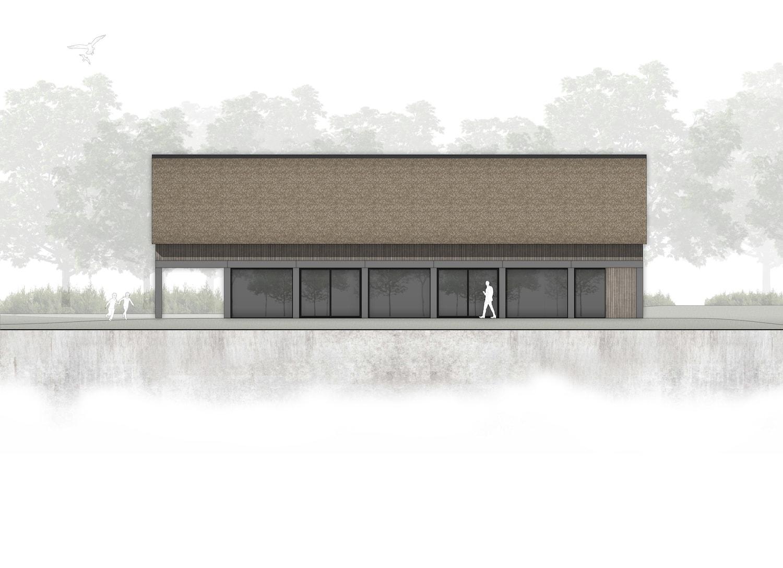 van-os-architecten-breda-ontwerp-moderne-schuurwoning-oosteind-in-rieten-dakbedekking-en-padoek-gevelbekleding-met-aluminium-puien